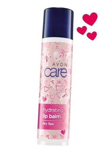 Avon Care Dudak Balmı Sevgililer Günü'ne  Özel Renksiz
